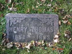 Henry Richard Thomas