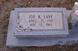 Joe Keith Lane