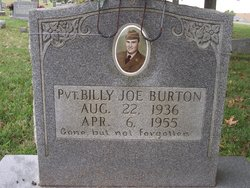 Billy Joe Burton