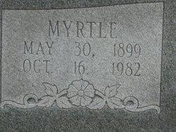 Myrtle Cassida