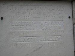 Aline Marie <i>Cambre</i> Agnelly