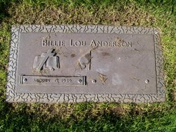 Billie Lou Anderson