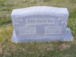 Claude H. Brunson