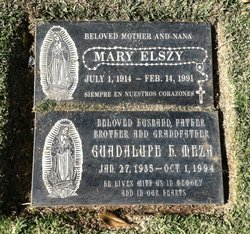 Mary Elszy