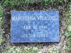 Marguerita Velasquez