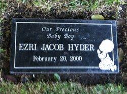Ezri Jacob Hyder