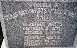 Beaufort Watts Ball, Jr