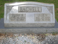 Lillie M Bagwell