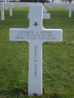 Pvt George J. Peters