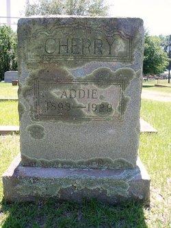 Addie B <i>French</i> Cherry
