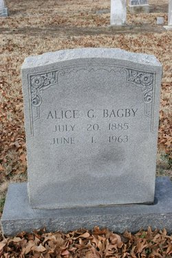 Henree Alice <i>Goodnight</i> Bagby