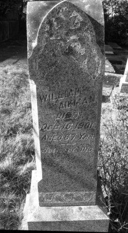 William Aikman