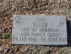 John E. Byler