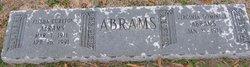 Virginia Alice <i>Dominick</i> Abrams