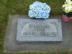 Eulalia <i>Lee</i> Brady