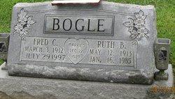 Fred Crockett Bogle