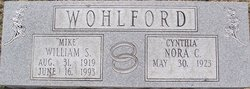William S Wohlford