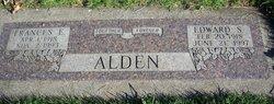 Frances E. Alden