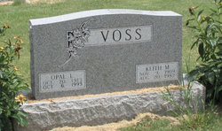 Opal Lucretia <i>Olds</i> Voss