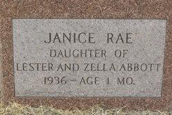 Janice Rae Abbott