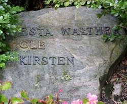 Kirsten Walther