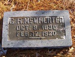 George Rufus McWherter