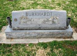Elizabeth <i>Rousch</i> Burkhardt
