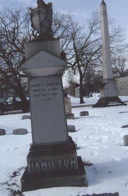 Harriet R. Hattie <i>Clark</i> Hamilton