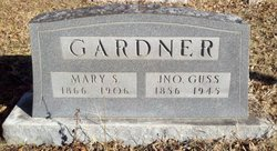 John Gustavus Guss Gardner