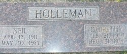 Dorothy Holleman