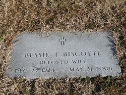 Bessie Adeline <i>Tucker</i> Biscotte