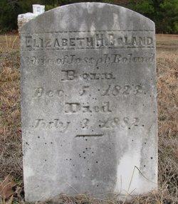 Elizabeth Harriett <i>Shealy</i> Boland