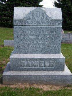 Burrell Vance Daniels