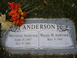 Marianne Anderson