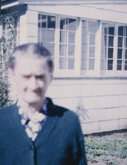 Elizabeth Bettie Bettie <i>Enlow</i> Peterson
