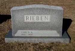 Earl Donald Rieben, Jr