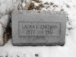 Laura Louise <i>Black</i> Zartman