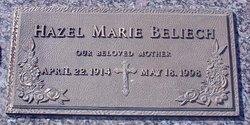 Mrs Hazel Marie <i>Taylor</i> Beliech