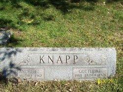 Blanche E Knapp