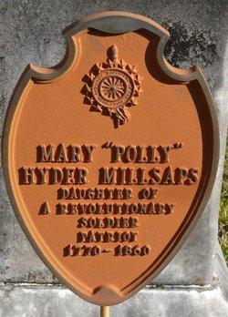 Mary Polly <i>Hyder</i> Millsaps