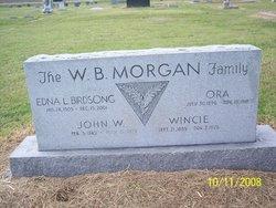 Wincie Euzula <i>Fox</i> Morgan