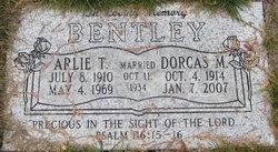 Dorcas M. <i>Williams</i> Bentley
