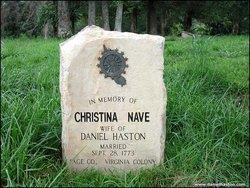 Christina <i>Nave</i> Haston