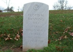 Floyd Maurice Banning