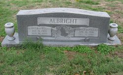 Gladys Ray <i>Chance</i> Albright
