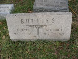 Joseph Jewett Battles