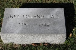 Cloey Inez <i>Ireland</i> Hall