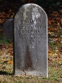 William R. Boswell