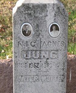 Agnes <i>Schultz</i> Jung