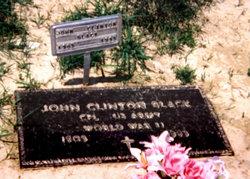 John Clinton Black